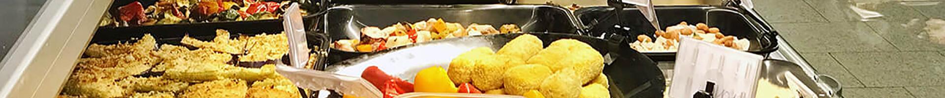 Reparti Borgonovo Mercato Alimentare
