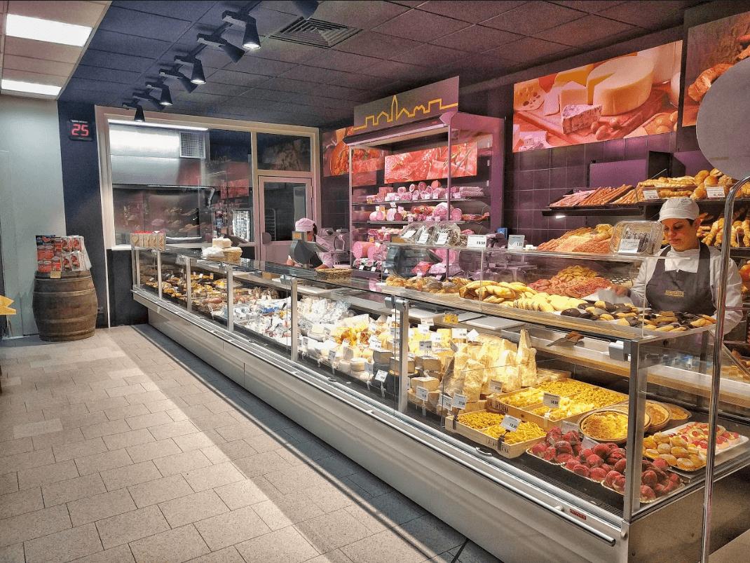 Negozio Borgonovo Mercato Alimentare
