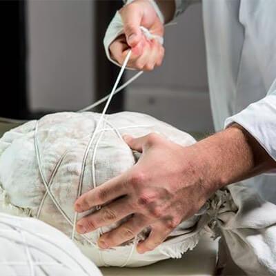Prosciutto Cotto Speciale legato a mano di Branchi