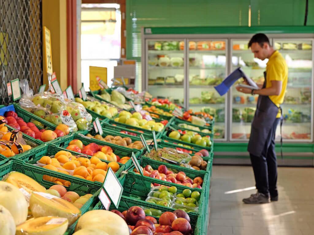 La Frutta e Verdura di Borgonovo Mercato Alimentare Mirabello