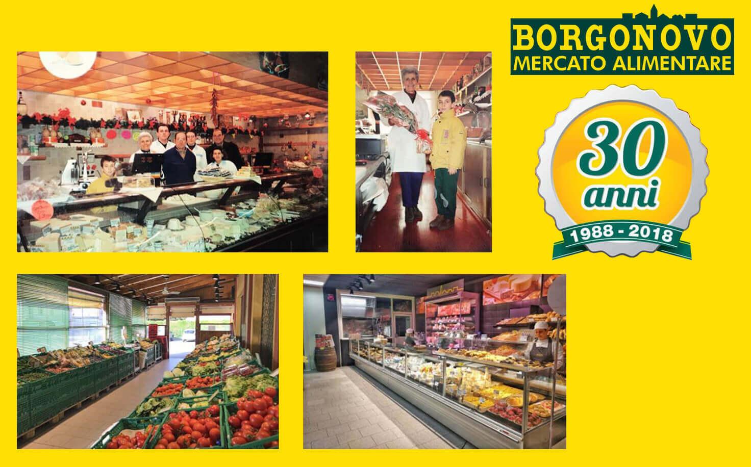 30 anni di Borgonovo Mercato Alimentare