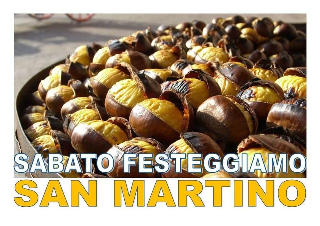 Festa di San Martino da Borgonovo Mercato Alimentare